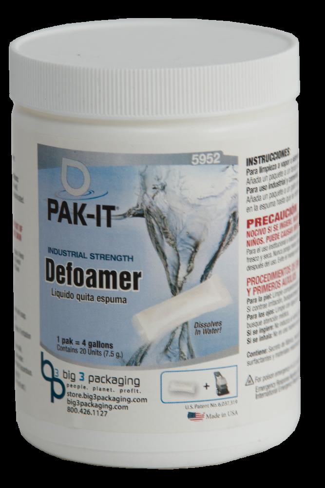 Defoamer Pak It